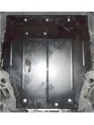 Защита двигателя, КПП, радиатора для авто Fiat Freemont 2011- V-2,0 JTD; 2,4 ( TM Kolchuga ) Стандарт