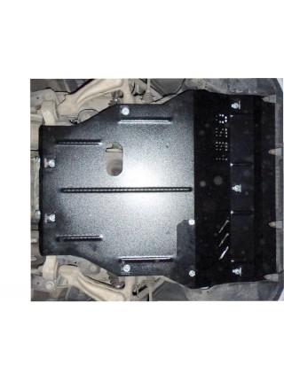 Защита двигателя, КПП, радиатора для авто Lexus GS 300 2005-2012 V-3,0 3,5 АКПП только 4х4 ( TM Kolchuga ) ZiPoFlex