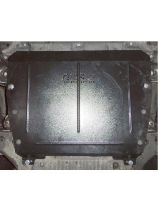 Защита двигателя и КПП для авто Toyota Highlander 2013- V-3,5 АКПП ( TM Kolchuga ) Стандарт