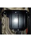 Защита КПП для авто BMW 5-й серии E60 E61 2003-2010 V-2,0D; 3,0; (АКПП, задний привод) ( TM Kolchuga ) Стандарт
