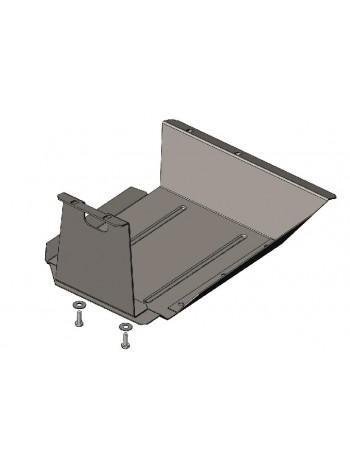 Защита защита бака для авто Suzuki Jimny JB 2005-2012 V-1.3 (АКПП, МКПП) ( TM Kolchuga ) Стандарт