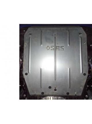 Защита двигателя, КПП для авто Honda Civic IX 5D хетчбэк 2012- V-1,4; 1,8; (сборка Великобритания) ( TM Kolchuga ) ZiPoFlex