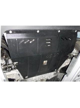 Защита двигателя, КПП, радиатора, для авто Jeep Cherokee KL 2013- V-2,0CRDI 2,4 АКПП ( TM Kolchuga ) Стандарт