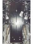 Защита двигателя, КПП для авто Range Rover Sport 2013- V-3,0i (AКПП) ( TM Kolchuga ) ZiPoFlex
