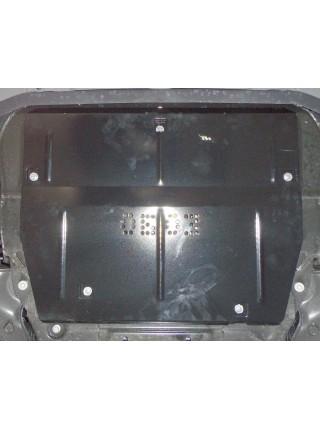 Защита двигателя, КПП для авто Range Rover Evoque 2011-2018 V-2,2D (AКПП) ( TM Kolchuga ) ZiPoFlex
