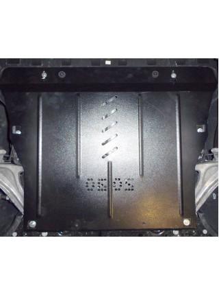 Защита двигателя, КПП для авто Volvo XC 60 2017- V-2,0TDI (двигатель D4) ( TM Kolchuga ) ZiPoFlex