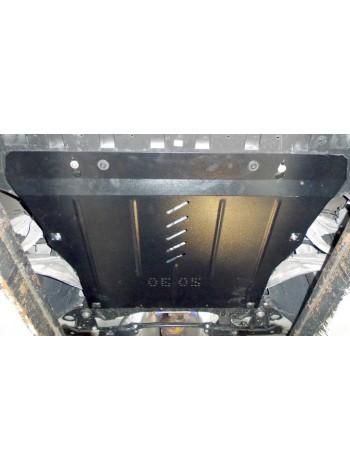 Защита двигателя, КПП для авто Volvo XC90 2015- V-2,0TDI; 2,0; (все сборки) ( TM Kolchuga ) ZiPoFlex