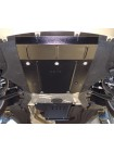 Защита двигателя, КПП, радиатора для авто BMW X5 (F15) 2013- V-3,5i 3,0D (АКПП) ( TM Kolchuga ) Стандарт