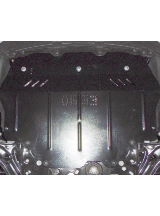 Защита двигателя, КПП, радиатора для авто Volkswagen Jetta 2011- V-все АКПП МКПП все ( TM Kolchuga ) Стандарт