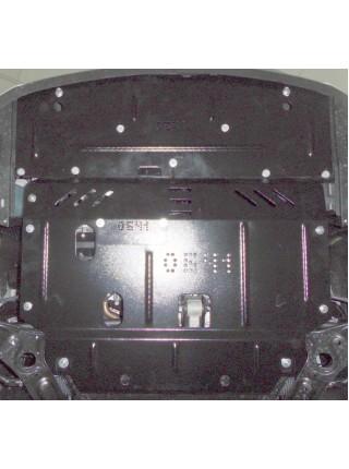 Защита двигателя, КПП, радиатора для авто Kia Ceed 2016-2018 V-1,6i; 1,6CRDI;  TM Kolchuga ) ZiPoFlex