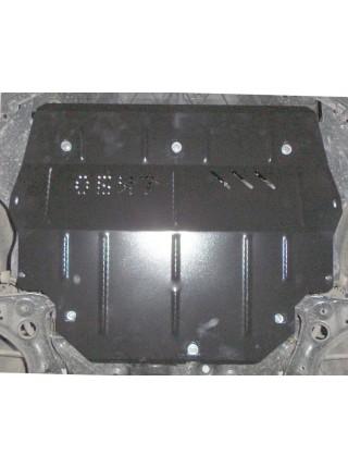 Защита двигателя, КПП для авто Skoda Fabia I 1999-2007 V-все ( TM Kolchuga ) Стандарт