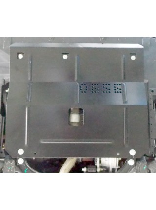 Защита двигателя, КПП для авто Chery Arrizo 3 2014- V- 1,5i МКПП ( TM Kolchuga ) ZiPoFlex