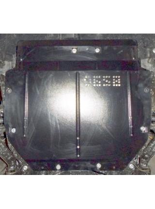 Защита двигателя, КПП для авто Honda CR-V IV рестайлинг 2015- V-1,6D; 2,4i (сборка Великобритания, USA) ( TM Kolchuga ) ZiPoFlex