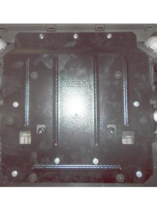 Защита двигателя для авто Range Rover Velar D300SE 2017- V-3,0D (АКПП, 4x4) ( TM Kolchuga ) ZiPoFlex