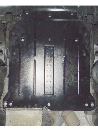 Защита двигателя, КПП для авто Mercedes-Benz W 245 Т245 2005-2011 V-все АКПП ( TM Kolchuga ) ZiPoFlex