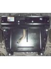 Защита двигателя, КПП для авто Lexus RX 300 ( 2015- ) V-2,0 ( TM Kolchuga ) ZiPoFlex