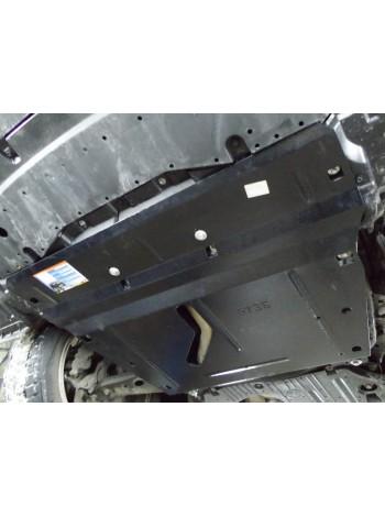Защита двигателя, КПП для авто Lexus RX 200t 2015- V-2,0i ( TM Kolchuga ) ZiPoFlex