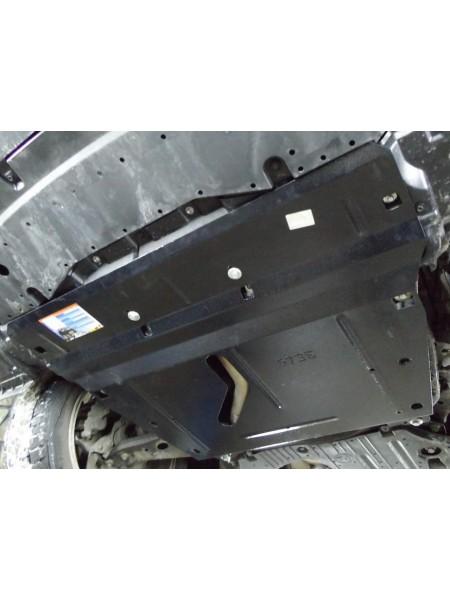 Защита двигателя, КПП для авто Lexus RX 200t 2015- V-2,0и ( TM Kolchuga ) ZiPoFlex