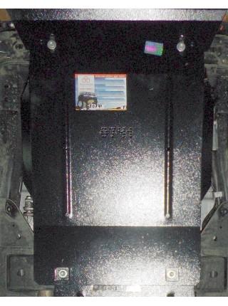 Защита защита АКПП для авто Mitsubishi Pajero Sport 2015- V-2,4TDI (АКПП) ( TM Kolchuga ) ZiPoFlex