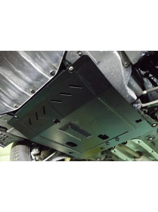 Защита двигателя, КПП для авто Ravon R4 2016- V-1,5 ( TM Kolchuga ) ZiPoFlex