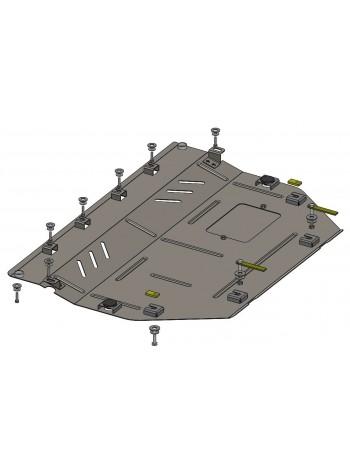 Защита двигателя, КПП для авто Mazda 2(DJ) 2015- V-1,5i (АКПП) ( TM Kolchuga ) Стандарт