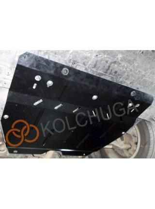 Защита двигателя, КПП для авто Geely Emgrand GT (GC9) 2015- V-2,4i (АКПП) ( TM Kolchuga ) ZiPoFlex