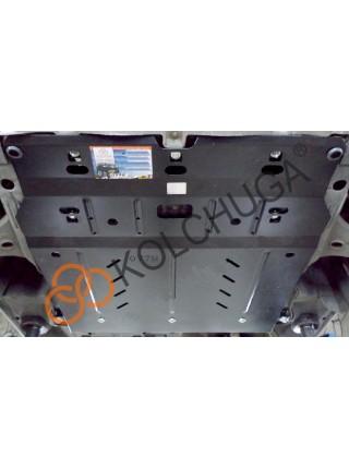 Защита двигателя, КПП для авто Mercedes-Benz W 169 А 150 2004-2012 V-1,5i АКПП ( TM Kolchuga ) ZiPoFlex