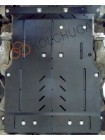 Защита двигателя, КПП для авто Mercedes-Benz Viano D (W 639) 2010-2014 V-2,2 СDI (задний привод) ( TM Kolchuga ) ZiPoFlex