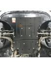 Защита двигателя, стартер для авто Audi Q7 2015- V-3,0TDI АКПП 4x4 ( TM Kolchuga ) ZiPoFlex