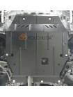 Защита двигателя, КПП для авто Mitsubishi Outlander 2012-2015- V-3,0i MIVEC (сборка USA) ( TM Kolchuga ) ZiPoFlex