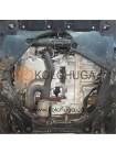 Защита двигателя, КПП для авто Acura MDX 2013- V-все ( TM Kolchuga ) Стандарт