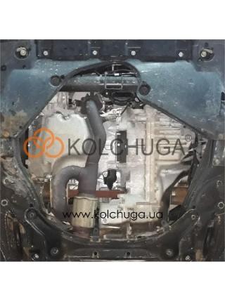 Защита двигателя, КПП для авто Honda Pilot 2015- V-3,5i (АКПП) ( TM Kolchuga ) ZiPoFlex