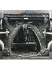Защита обоих двигателей для авто Tesla Model 3 2017- V-все ( TM Kolchuga ) ZiPoFlex