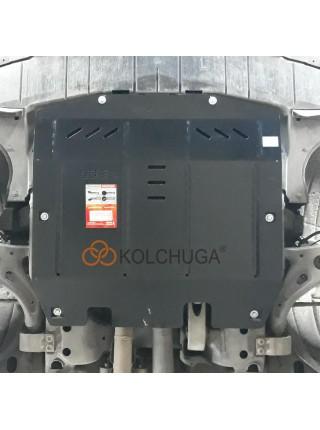 Защита двигателя, КПП Chevrolet Equinox 2017- V-1,5i (АКПП, 4x4) ( TM Kolchuga ) Стандарт