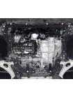 Защита двигателя для авто Ford Kuga 2020- V-1.5i; 1.5D; 2.0D; ( TM Kolchuga ) Стандарт