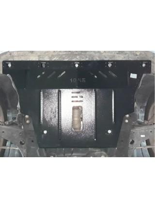 Защита двигателя, КПП для авто Jeep Compass 2016- V-все ( TM Kolchuga ) Стандарт