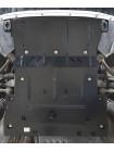 Защита двигателя, КПП для авто BMW 3-й серии G20 330i ( 2019- ) V-2.0i  ( АКПП ) ( TM Kolchuga ) ZiPoFlex