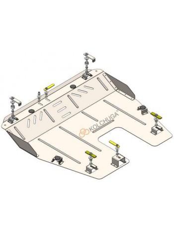 Защита вигателя, КПП для авто Lincoln MKT 2009-2019 V-3.5i (АКПП/USA) ( TM Kolchuga ) Стандарт