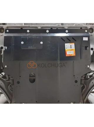 Защита двигателя, КПП для авто Nissan NV200 2009- V-2,0i (АКПП/сборка USA) ( TM Kolchuga ) Стандарт
