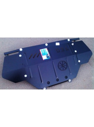 Защита только двигателя для авто Audi 80 B4 1991-1996 V-1.61.82.0 ( TM Kolchuga ) Стандарт