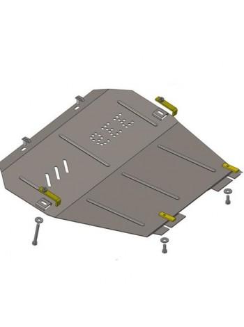 Защита двигателя, КПП, радиатора для авто Opel Astra G 1997-2008 V-все ( TM Kolchuga ) ZiPoFlex