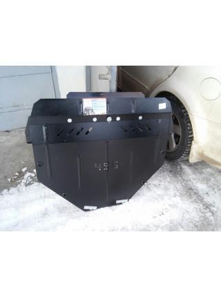 Защита двигателя, КПП, радиатора для авто Mazda 6 GG 2002-2008 V-все ( TM Kolchuga ) Стандарт