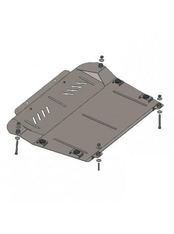 Защита двигателя, КПП для авто Lexus RX 400 2005-2009 V-все ( TM Kolchuga ) Стандарт