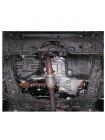 Защита двигателя, КПП для авто Lexus RX 350 2006-2009 V-все ( TM Kolchuga ) Стандарт