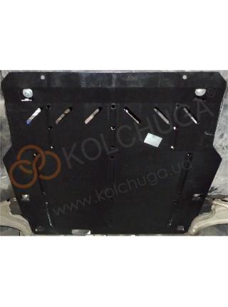 Защита двигателя, КПП для авто Cadillac ELR 2013-2016 V- АКПП ( TM Kolchuga ) ZiPoFlex