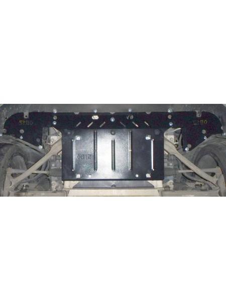 Защита двигателя для авто Tesla Model S 2012- V-85квт задний привод 4х4 ( TM Kolchuga ) ZiPoFlex