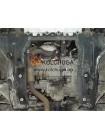 Защита двигателя, КПП Opel Insignia A 2008-2016 V- 2,0CDТI (4х4, АКПП) ( TM Kolchuga ) Стандарт