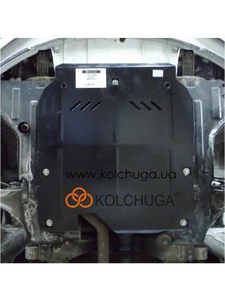Защита двигателя, КПП Opel Insignia A 2008-2016 V- 2,0CDТI (4х4, АКПП) ( TM Kolchuga ) ZiPoFlex
