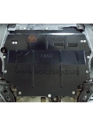 Защита двигателя, КПП Volkswagen Caddy 2015- V-1,6і (МКПП, euro6) ( TM Kolchuga ) ZiPoFlex