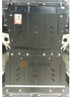 Защита двигателя, КПП Сhevrolet Bolt EV 2016- V-60kwt АКПП ( TM Kolchuga ) ZiPoFlex